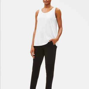 NWT Eileen Fisher 100% silk tank top